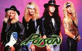 アメリカのロックバンド「ポイズン」のメンバー
