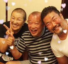 北斗晶の誕生日を祝う笑福亭鶴瓶