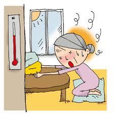 小さな子供や高齢者は隠れ熱中症に注意