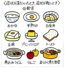 胃痛の時食べていい食事
