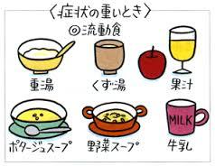 胃痛の時食べて良い食事