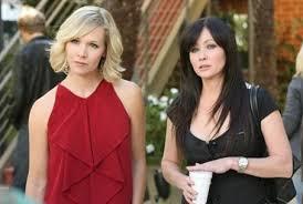 ジェニー(左) と シャナン(右)