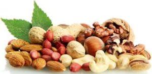 健康食品ナッツ