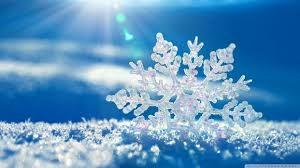 美しい冬景色