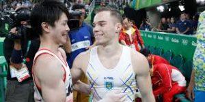 体操男子内村航平のライバル、ベルニャエフ