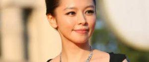 帝王切開で出産した台湾の女優ビビアン・スー