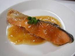 魚のおろし玉ねぎソース和えレシピ