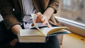 読書は健康に良くないという説