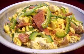 ゴーヤチャンプルの栄養効果とレシピ