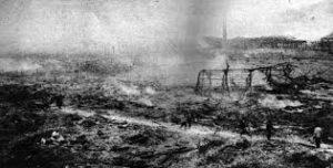 原爆を投下された長崎・広島