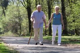 うつ病にも認知症にも効果的な散歩