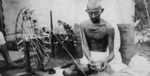 インドの歴史上の有名人ガンジー