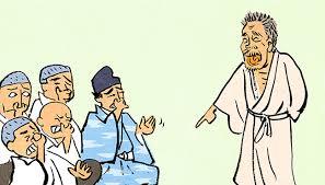 室町時代の名僧一休宗純
