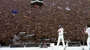 ロック音楽史上最高のライヴパフォーマンスはクイーンの伝説