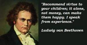 有名人の名言、ベートーヴェン