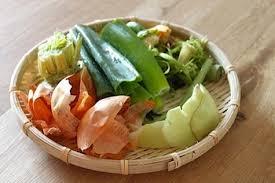 野菜クズを有効活用!栄養満点のだし汁を作ろう!
