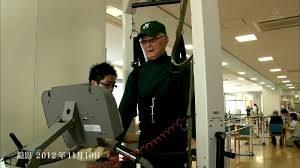 走ることが目標の長嶋茂雄さん