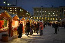 クリスマス旅行はロマンチックな北欧へ