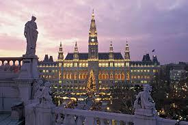 音楽と花の都ウィーン