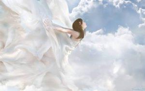 善人は死後天使になるのか