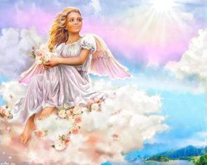 天国を思えば死は恐怖ではなくなる