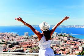 人生の目的は旅行、ストレス発散に最適