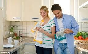 夫婦喧嘩予防に家事分担